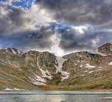 Alpine Landscape by Stellina Giannitsi