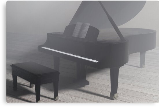 The Grand Piano by Liam Liberty