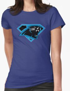 Super Panthers of the Carolinas (Design 1) Womens Fitted T-Shirt