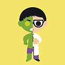 Hulk Banner by wiredoll