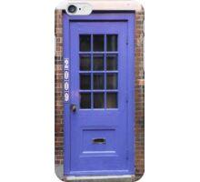 Door Case iPhone Case/Skin