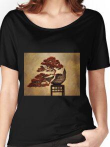 Bonsai Women's Relaxed Fit T-Shirt
