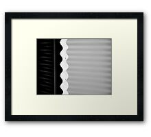 Waves... Framed Print
