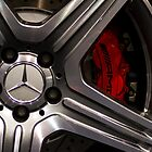 Mercedes SLS AMG GT Wheel by Tyler Stierhoff
