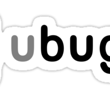 ubugtu Sticker