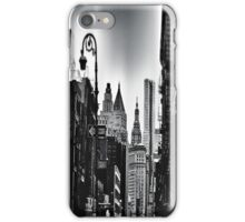 NYC at Midtown iPhone Case/Skin