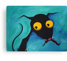 I like Chilly! Canvas Print