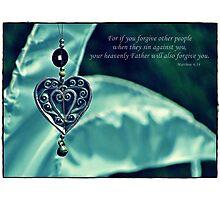 ~ Forgiveness ~ Photographic Print