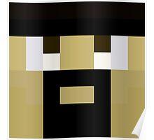 Antvenom Minecraft skin Poster