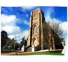Seven Hills Chapel - Clare Valley South Australia Poster
