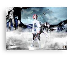 Mech Leia Canvas Print