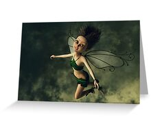 I Believe in Fairies Greeting Card