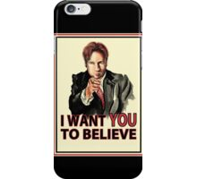 Uncle Mulder iPhone Case/Skin
