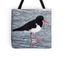 Pied oystercatcher Tote Bag