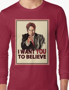 Uncle Mulder Long Sleeve T-Shirt