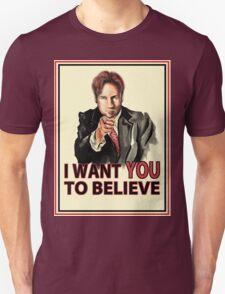 Uncle Mulder Unisex T-Shirt