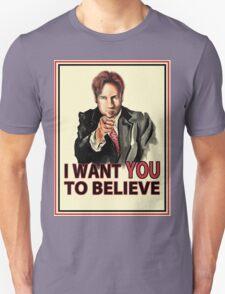 Uncle Mulder T-Shirt