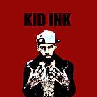 Kid Ink (iPhone Case) by blontz15