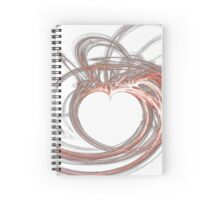 Hearts Delight-Available As Art Prints-Mugs,Cases,Duvets,T Shirts,Stickers,etc Spiral Notebook