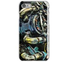 The Battered Engine iPhone Case/Skin