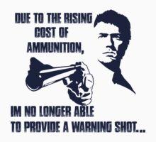 Ammunition.  Kids Tee