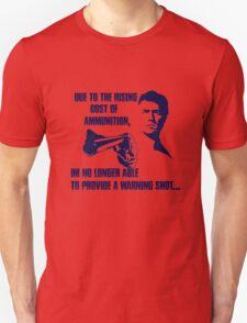 Ammunition.  T-Shirt