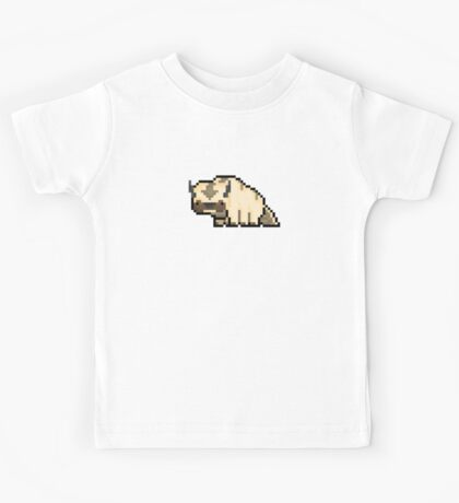 Appa The Sky Bison Shirt - Avatar : The Last Airbender Kids Clothes