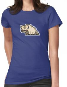 Appa The Sky Bison Shirt - Avatar : The Last Airbender Womens Fitted T-Shirt
