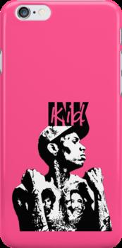 Kid Ink 2 (iPhone Case) by blontz15