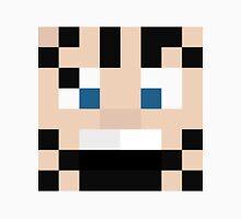 djh3max Minecraft skin - HatFilms Ross face Unisex T-Shirt