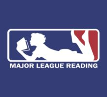 Major League Reading by MegnxNeko