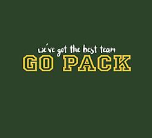 Go Pack by thepetitcanard