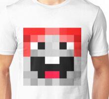 ExplodingTNT Minecraft skin Unisex T-Shirt