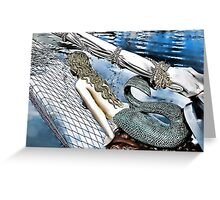 Maids of the Sea Greeting Card