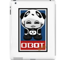 Gadget Dragon House O'bot 1.0 iPad Case/Skin