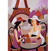 PARIS II Photographic Print