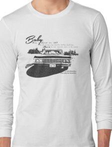 Baby Supernatural 67 Impala Long Sleeve T-Shirt