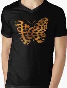 butterfly leo Mens V-Neck T-Shirt