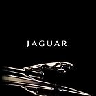 Jaguar Hood Ornament Classic Car iPhone Case by jlerner