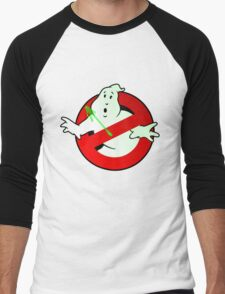 Who Busts The Ghost Busters? (logo) v3 T-Shirt