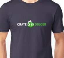 Crate Digger Unisex T-Shirt