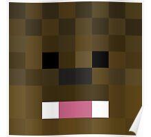 JeromeASF Minecraft skin Poster