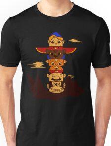 64bit Totem Pole T-Shirt
