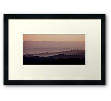 Bella Toscana Framed Print