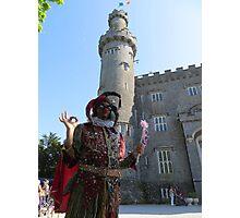Fairy Fool in Ireland Photographic Print