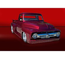 1953 Ford Custom Pick-Up Photographic Print