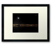 ©HCS Night Dreamer I Framed Print