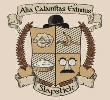 The Slapstick Family Crest T-Shirt