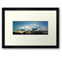 ©HCS Hometown Glory Framed Print