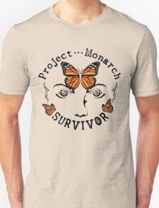Project Monarch Survivor T-Shirt